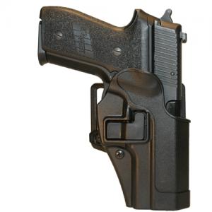 "Blackhawk CQC Serpa Left-Hand Multi Holster for Beretta 92 in Coyote Tan (5"") - 410504CT-L"