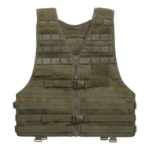 VTAC LBE Tactical Molle Vest Color: Tac OD Size: Regular