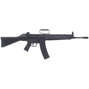 "Century Arms C93 CETME .223 Remington/5.56 NATO 40-Round 16.25"" Semi-Automatic Rifle in Black - RI1531X"