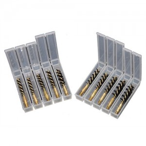 Otis Technology 10 Count Variety Pack Nylon Cleaning Brushes 380BPN
