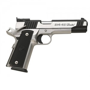 "Para Ordnance 1445 Limited .45 ACP 10+1 5"" Pistol in Stainless Sterling - SX1445S"