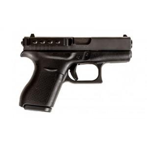 Techna Clip Belt Clip, Fits Glock 42, Ambidextrous, Black G42brl - G42BRL