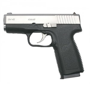 "Kahr Arms CW45 .45 ACP 6+1 3.64"" Pistol in Two Tone - CW4543"