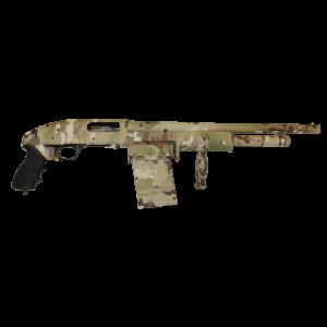 "Adaptive Tactical Sidewinder Venom Maverick 88 .12 Gauge (2.75"") 5-Round Pump Action Shotgun with 18.5"" Barrel - 123"