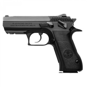 "IWI Jericho FS-9 9mm 16+1 3.8"" Pistol in Black - J941FS9"