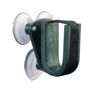 Rugged Gear Single Gun Rack with Suction Cup 10010