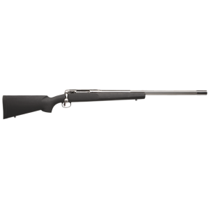 "Savage Arms 12 Long Range Precision 6.5 Creedmoor 4-Round 26"" Bolt Action Rifle in Black - 19137"