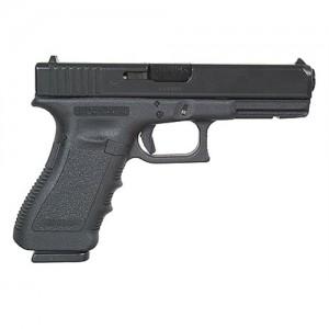 """Glock 37 .45 Glock 10+1 4.49"""" Pistol in Black (Gen 3) - PI37502"""