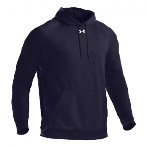 Under Armour SOAS Storm Men's Pullover Hoodie in Midnight Navy - Large