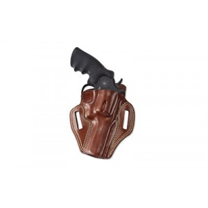"""Galco International Combat Master Right-Hand Belt Holster for 1911 in Tan Leather (3"""") - CM424"""