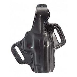"Galco International Fletch Right-Hand Belt Holster for Sig Sauer P220, P226 in Black (4.4"") - FL248B"