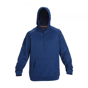 5.11 Tactical Diablo Men's Pullover Hoodie in Cobalt Blue - Large