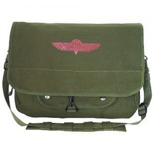 5ive Star Gear Paratrooper Shoulder Bag Shoulder Bag in OD Green - 6260000