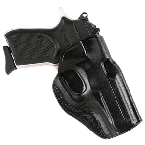 "Galco International Stinger Right-Hand Belt Holster for Kahr Arms Mk/Pm40 in Black (1.5"") - SG460B"