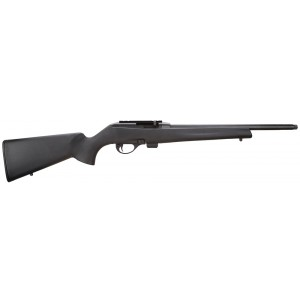 """Remington 597 AAC-SD .22 Long Rifle 10-Round 16.5"""" Semi-Automatic Rifle in Black - 80910"""
