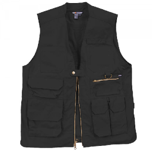 5.11 Tactical Tactical Vest in Black - Large