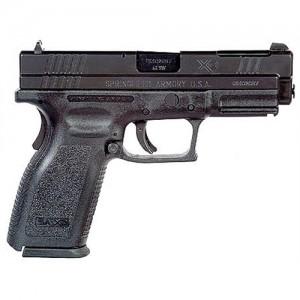 "Springfield XD Tactical 9mm 10+1 5"" Pistol in Black - XD9411SP06"