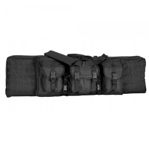 36  Padded Weapons Case Color: Black
