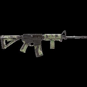 "Diamondback DB15 .223 Remington/5.56 NATO 30-Round 16"" Semi-Automatic Rifle in Black - DB15STS"