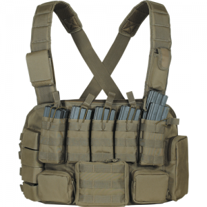 Tactical Chest Rig Color: Coyote Size: 3X-Large-5X-Large