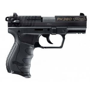 """Walther PK380 .380 ACP 8+1 3.66"""" Pistol in Polymer - 5050308"""