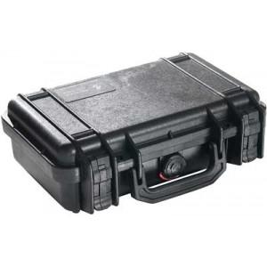 "Pelican 1170, Cpc Pistol Case, 11.64""x8.34""x3.78"", Black 1170-005-110"
