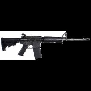 """Bushmaster Carbon 15 AR-15 .223 Remington/5.56 NATO 30-Round 16"""" Semi-Automatic Rifle in Black - 90728"""