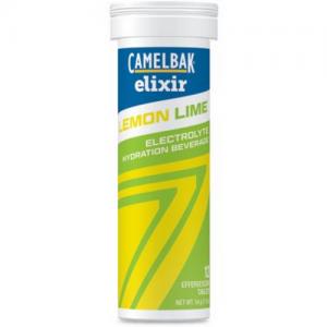Elixir 12 Tablet Tube Pack Lemon Lime