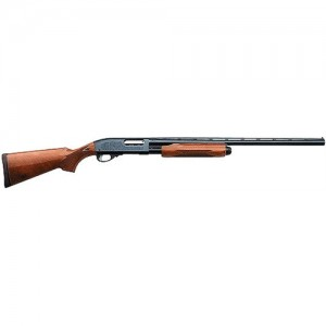 "Remington 870 Wingmaster .12 Gauge (3"") 4-Round Pump Action Shotgun with 26"" Barrel - 26929"