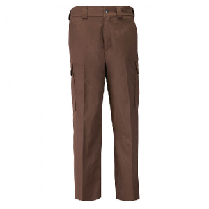 5.11 Tactical PDU Class B Men's Uniform Pants in Brown - 36 x Unhemmed