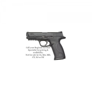 """Smith & Wesson M&P Full Size 9mm 17+1 4.25"""" Pistol in Melonite - 309201"""