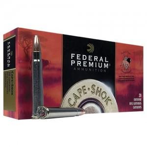 Federal Cartridge .416 Remington Magnum Barnes Triple Shock X-Bullet, 400 Grain (20 Rounds) - P416RB