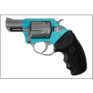 """Charter Arms Santa Fe Undercover Lite .38 Special 5+1 2"""" Pistol in Two Tone - 53860"""