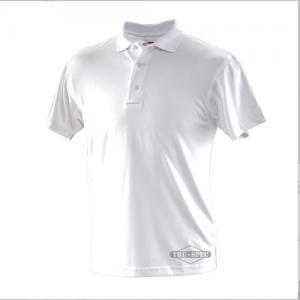 Tru Spec 24-7 Men's Short Sleeve Polo in White - X-Large