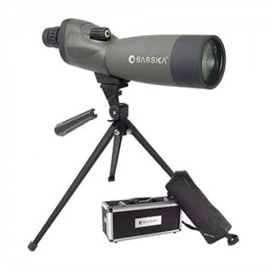 "Barska Blackhawk 14.86"" 20-60x60mm Spotting Scope in Green - AD10350"