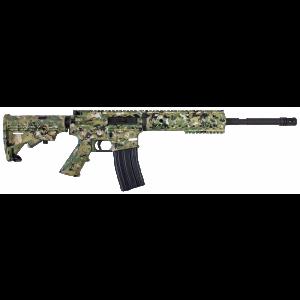 "Diamondback DB15 .300 AAC Blackout 30-Round 16"" Semi-Automatic Rifle in Black - DB15300DCG"