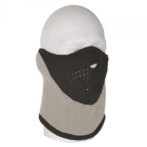 Fleece Flask Mask Color: Sand