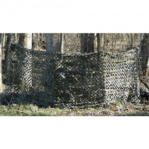 Camo Unlimited Lightweight UV Treated Waterproof Mold Resistant Blind GB01