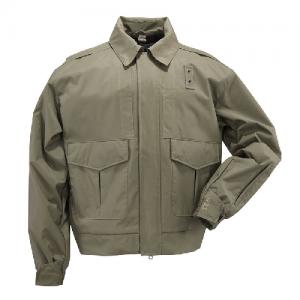 5.11 Tactical 4-in-1 Patrol Men's Full Zip Jacket in Sheriff Green - Medium