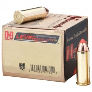 Hornady LEVERevolution .357 Remington Magnum Flex Tip Expanding, 140 Grain (25 Rounds) - 92755