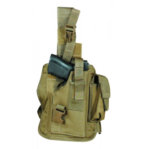 Tactical Drop Leg Holster Color: Coyote Hand: Right Handed - 20-0052007001