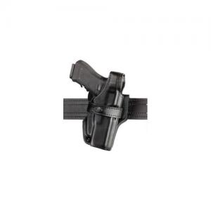070 SSIII Mid-Ride Duty Holster Finish: Basket Weave Black Gun Fit: Ruger GP100 (4  bbl) Hand: Right Size: Standard Belt Loop - 070-21-181