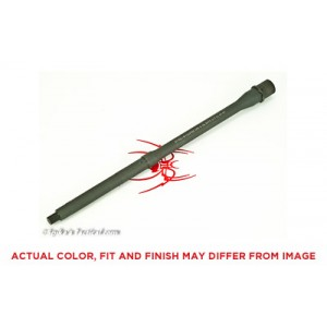 "Spike's Tactical Barrel, 556nato, 16"" Barrel, 1:7 Twist, Fits Ar Rifles, 1/2x28 Tpi Thread, Black Finish Sb51605-ml"
