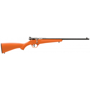 """Savage Arms Rascal Youth .22 Long Rifle 16.13"""" Bolt Action Rifle in Blued - 13810"""