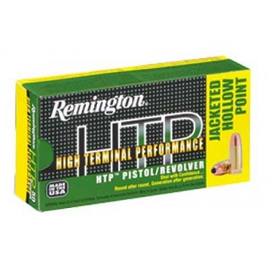 Remington High Terminal Performance .38 Special Semi Jacketed Hollow Point, 125 Grain (50 Rounds) - RTP38S21
