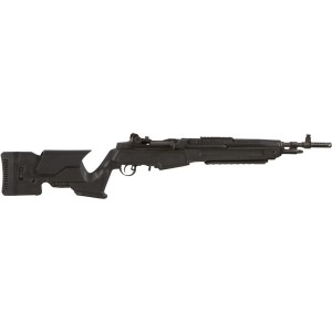 Pro Mag Archangel Precision M1A Stock Glass Reinforced Polymer Stock Black Finish AAM1A