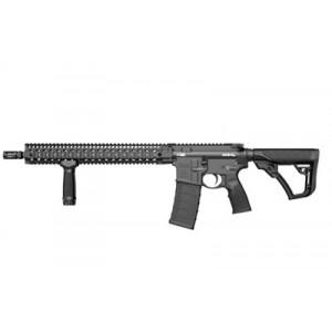 """Daniel Defense V9 .223 Remington/5.56 NATO 30-Round 16"""" Semi-Automatic Rifle in Black - 02-145-16030-047"""