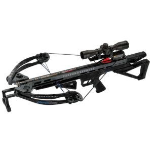 Carbon Express 20264 Intercept Supercoil Crossbow 360FPS 4x32mm Scp Typhon Camo