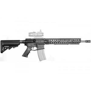 """Knights Armament Company SR 15 .223 Remington/5.56 NATO 30-Round 16"""" Semi-Automatic Rifle in Black - 30351"""