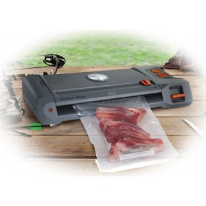 Foodsaver/Jarden Comsumer GameSaver Silver Vacuum Sealer Dark Gray FSGSSL0300